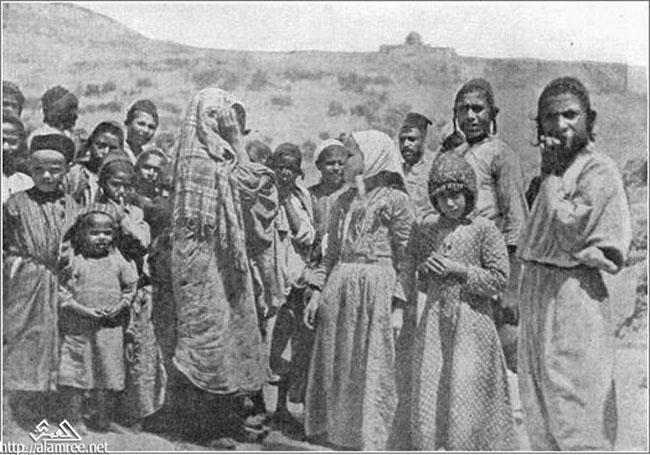 Old pictures of Yemeni Jews in Yemen